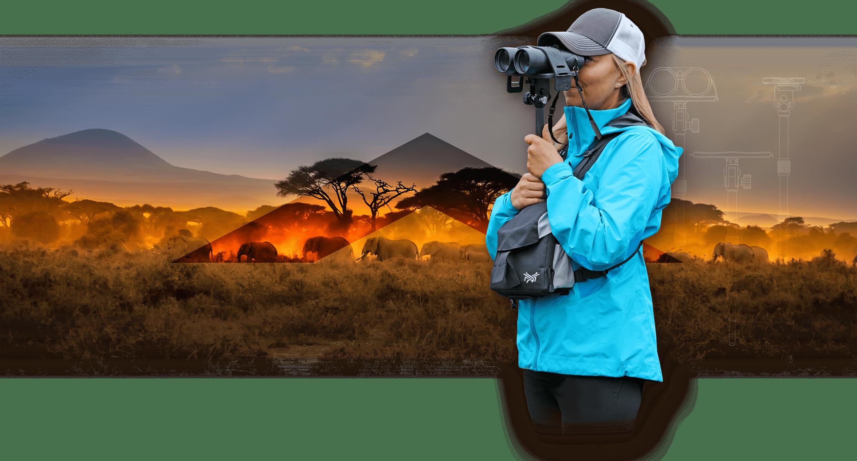 Homepage slide for Hawkin Wildlife - Billings, Montana